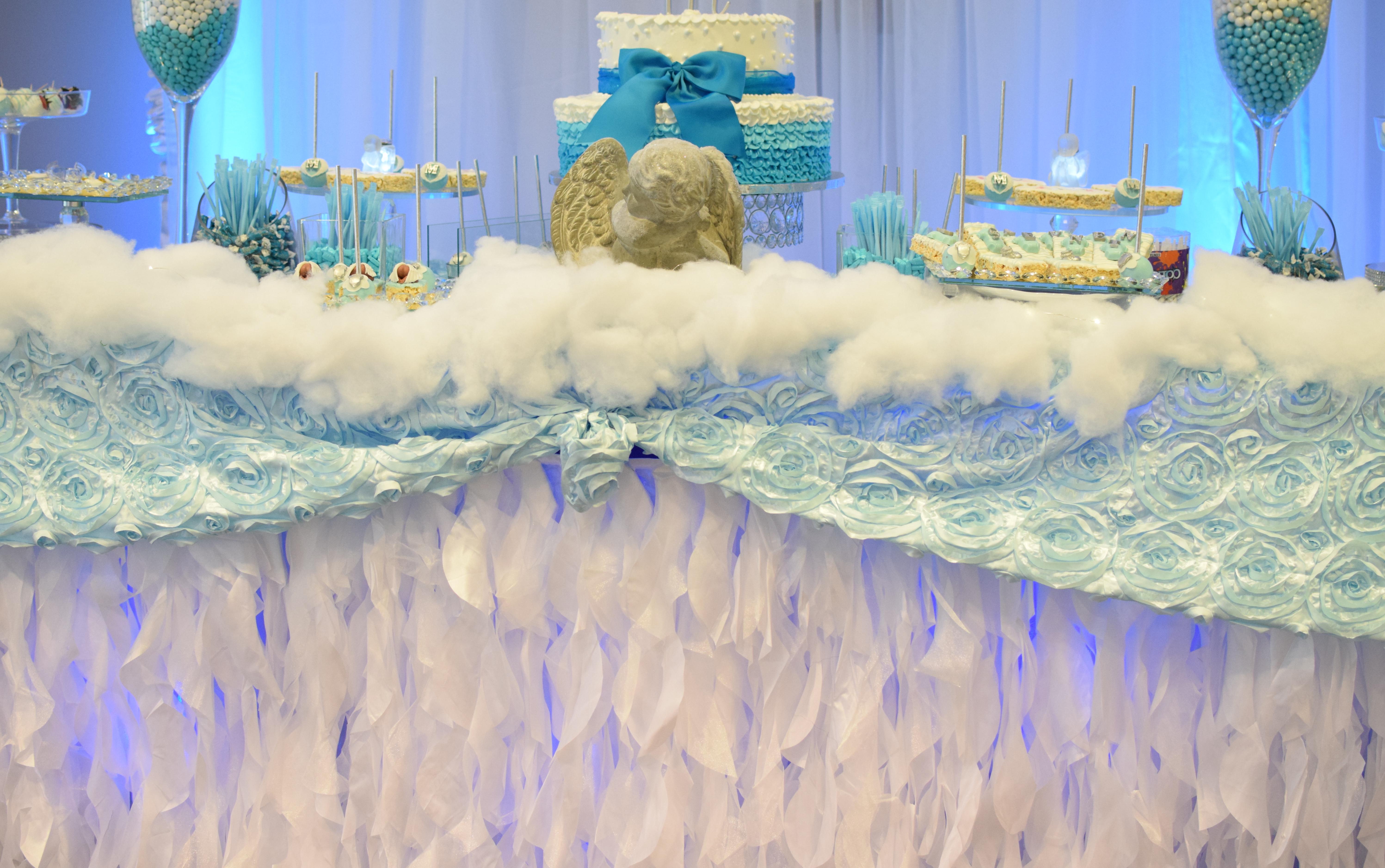 heaven sent baby shower  u2013 9  2  2017  u2013 my party queen